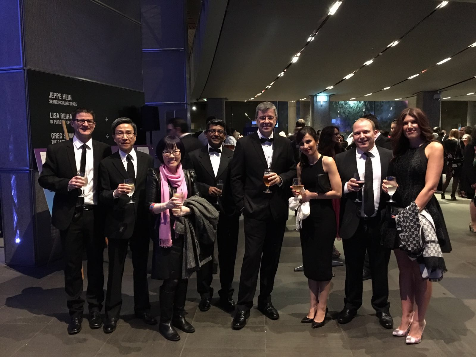 DEK Technologies Telstra Medium Business Awards 2016 Finalists