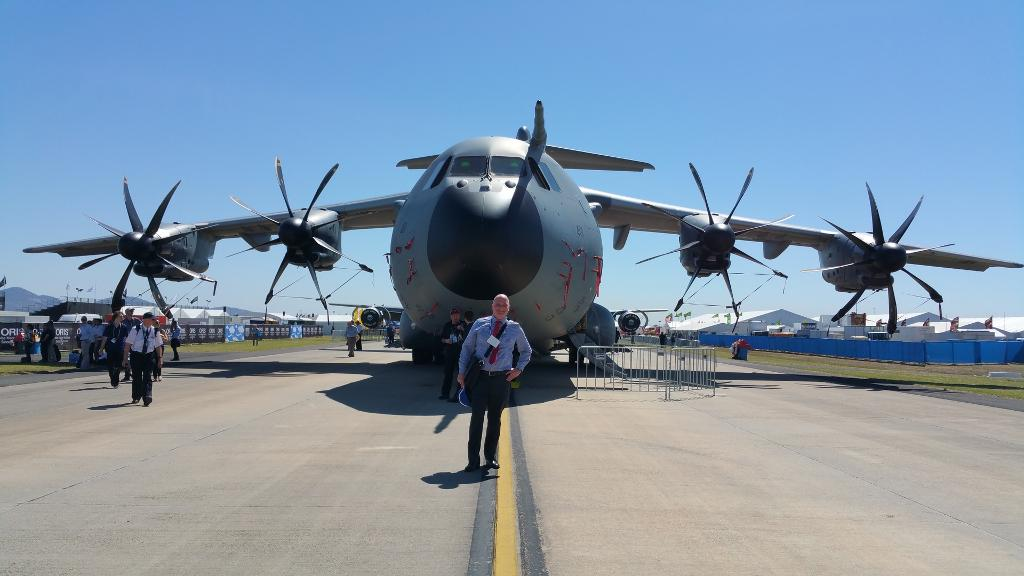 The Australian International Aerospace & Defence Exposition