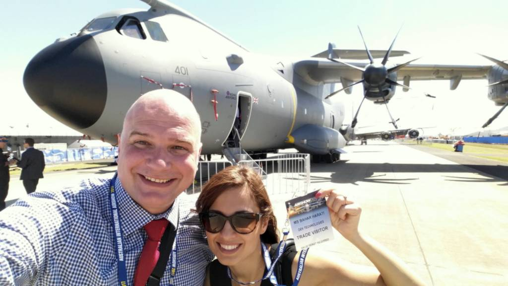 DEK-Technologies-Australian-International-Aerospace-Defence-Exposition-2017