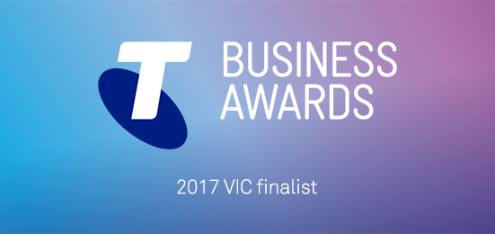 Telstra Business Award Finalist
