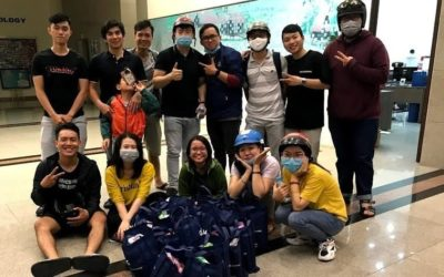 Helping the homeless in Vietnam